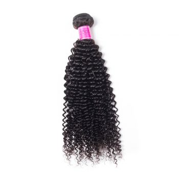 Brazilian 1 Bundles Curly Wave Human Hair Sale