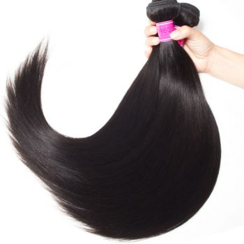 Brazilian Straight Hair Bundles Virgin Human Hair Extension