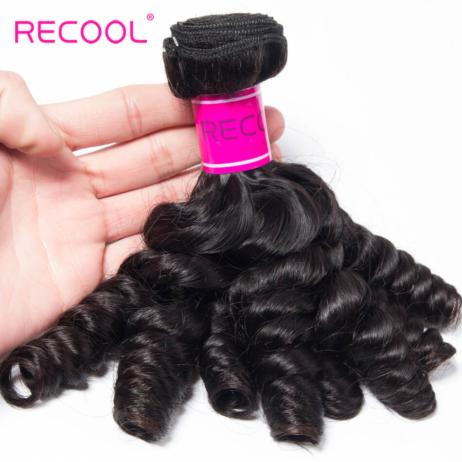 Recool Brazilian Funmi Hair Bouncy Curls 1 Bundle