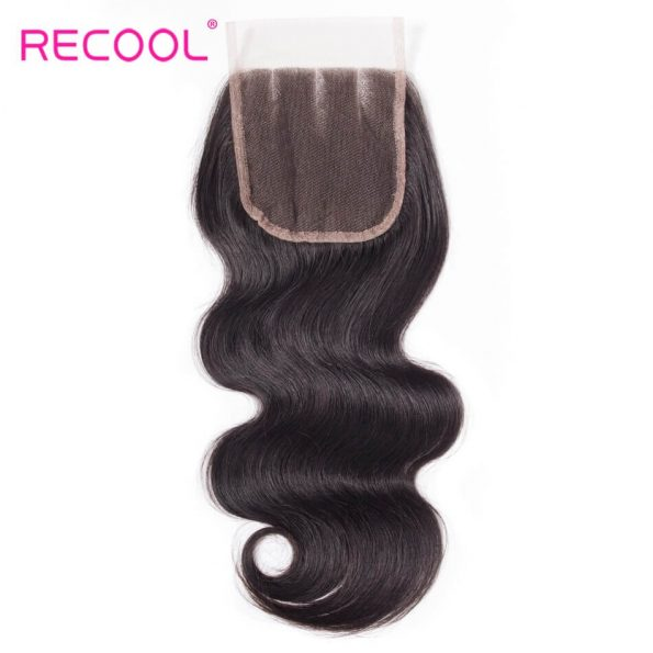 Recool body wave lace closure (4)