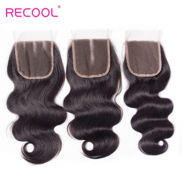 Recool body wave lace closure (6)
