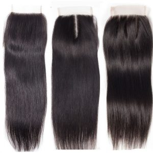 Virgin Human Hair Cheap Lace Closures For Sale 1 PCS