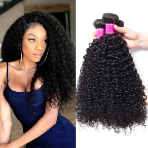 curly weave hair bundles