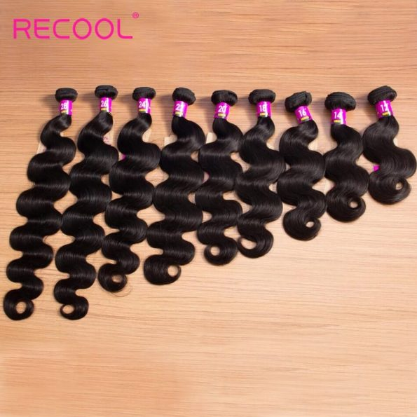 recool body wave hair bundles (24)