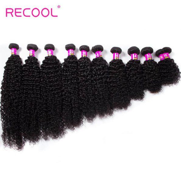 recool hair curly wave bundles