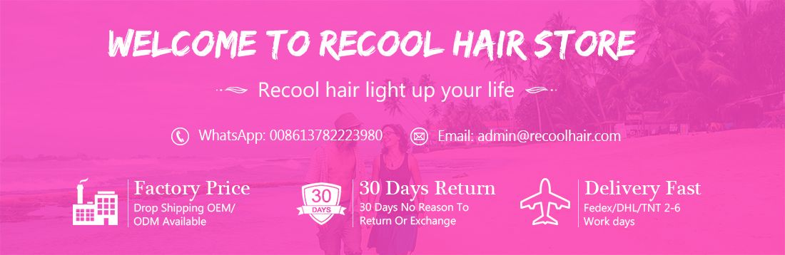 welcome to recool hair store