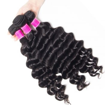 Buy Peruvian Loose Deep Wave Bundles Onlines