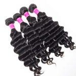 Malaysian Loose Deep Wave Bundles Hair 4 Bundles