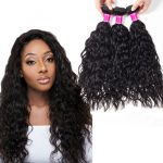 Malaysian Wet and Wavy Water Wave Hair Bundles Sale