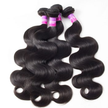 Peruvian Hair Weave Bundles Body Wave 3 Bundles