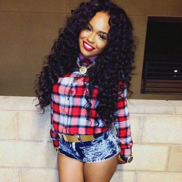 Peruvian Virgin Human Hair Deep Wave Hair Weave 4 Bundles