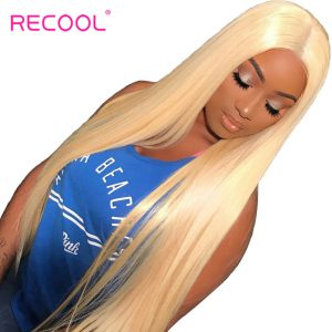 Blonde Color Brazilian Straight Hair 8A Virgin Human Hair 613# Straight 4 Bundles Deals,buy human hair online