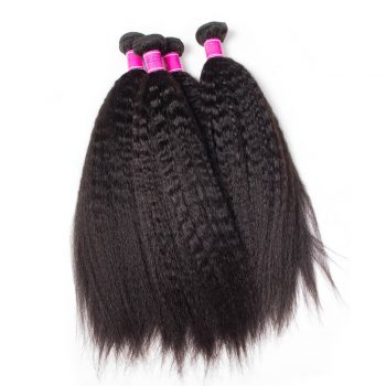 Wholesale Virgin Brazilian Kinky Straight Hair Bundles 10 PCS Lots