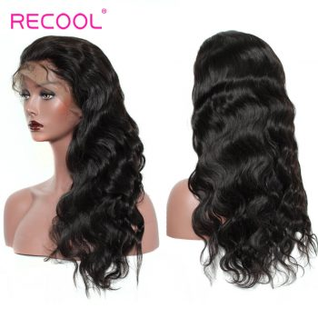 180% Density Lace Frontal Wigs 100% Virgin Human Hair Swiss 13*6 Lace Frontal Wig Body Wave
