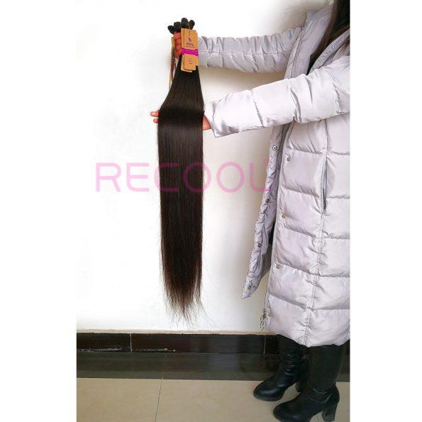 recool hair long straight hair