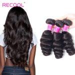 Indian Loose Wave Hair Bundles Sale Online