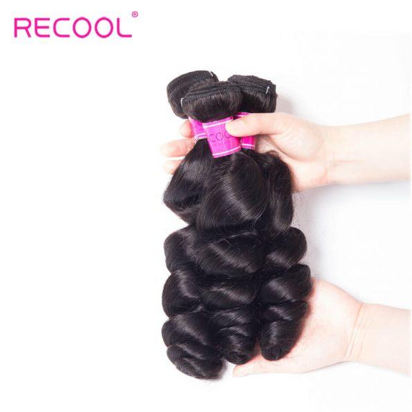 recool hair loose wave bundles 14