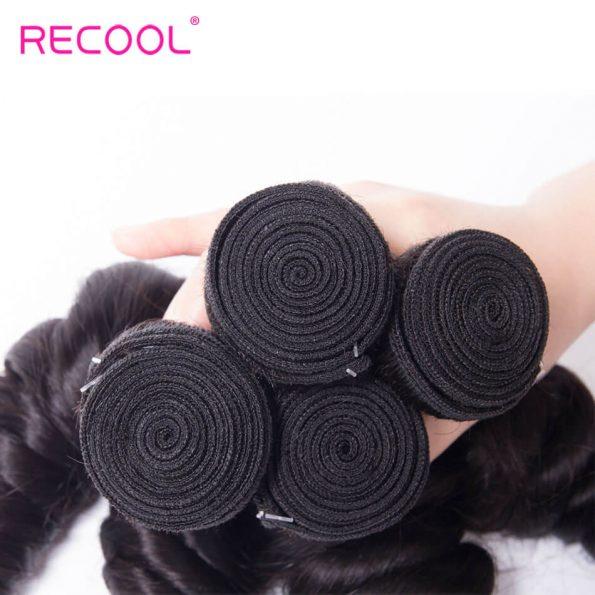 recool hair loose wave bundles 15