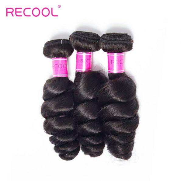 recool hair loose wave bundles 17