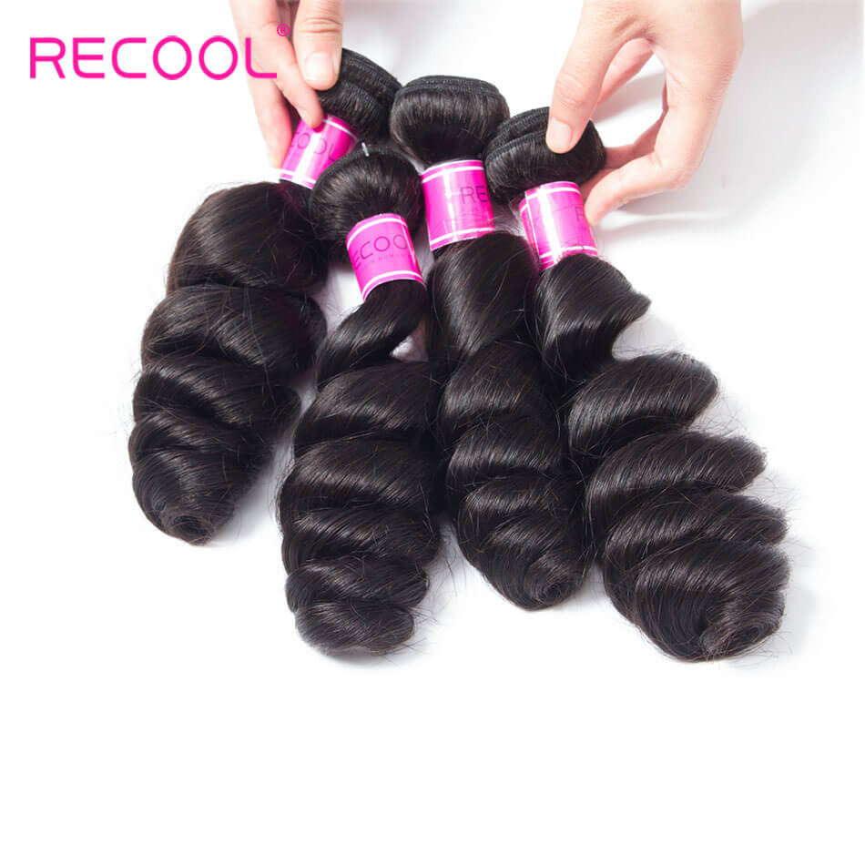 recool hair loose wave bundles 19