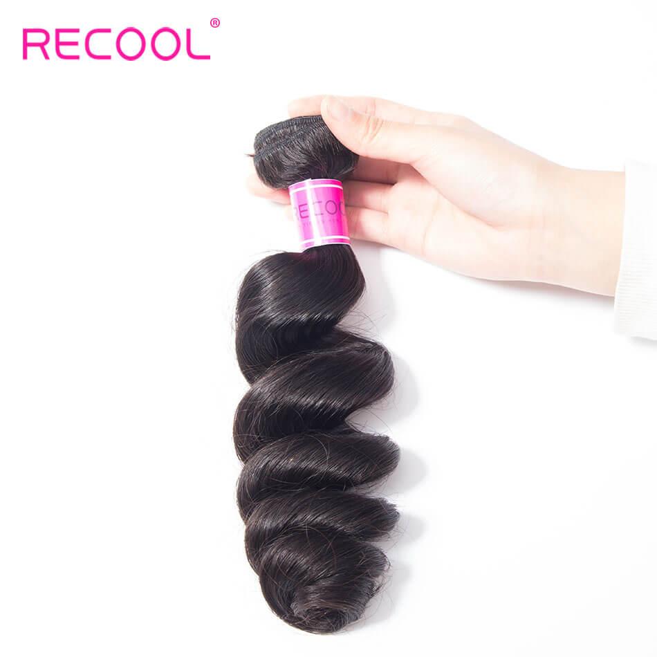 recool hair loose wave bundles 22