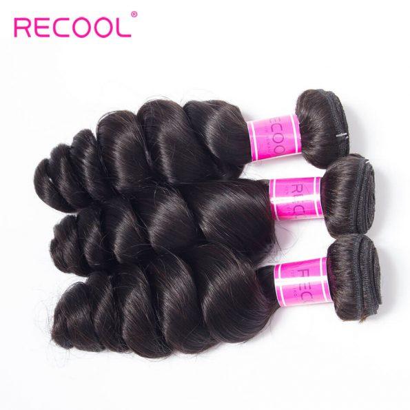 recool hair loose wave bundles 9