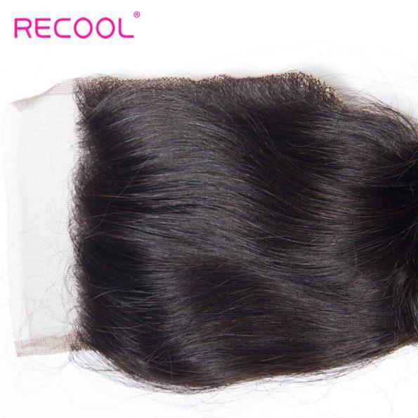 recool hair loose wave closure 7