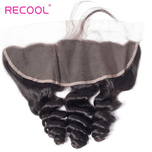recool hair loose wave frontal 11