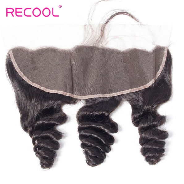 recool hair loose wave frontal 2
