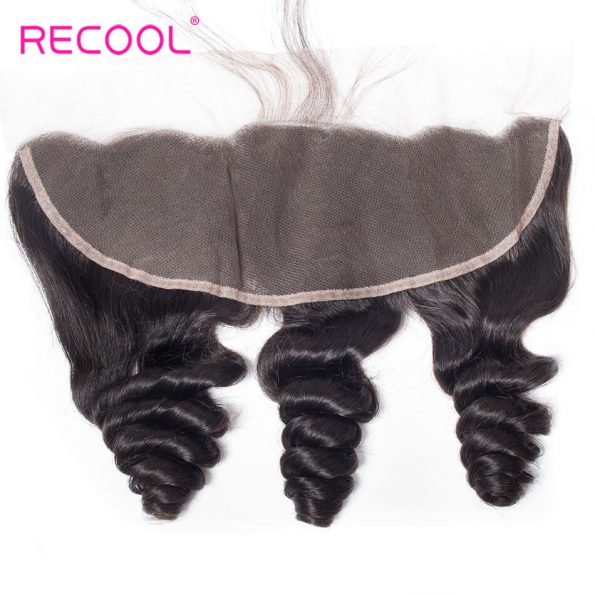 recool hair loose wave frontal 6