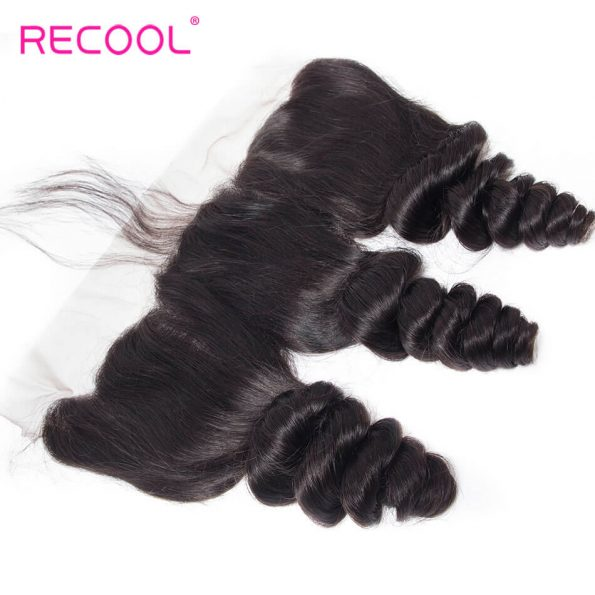recool hair loose wave frontal 7