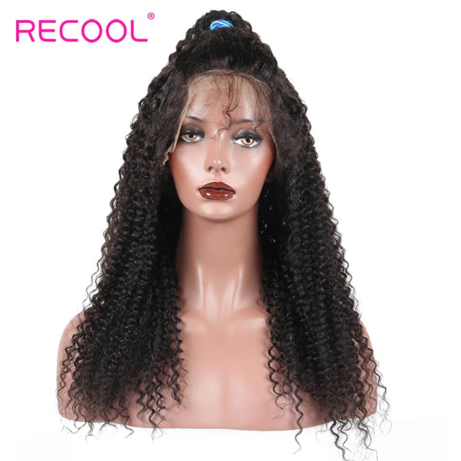 recool hair wigs kinky curly 1