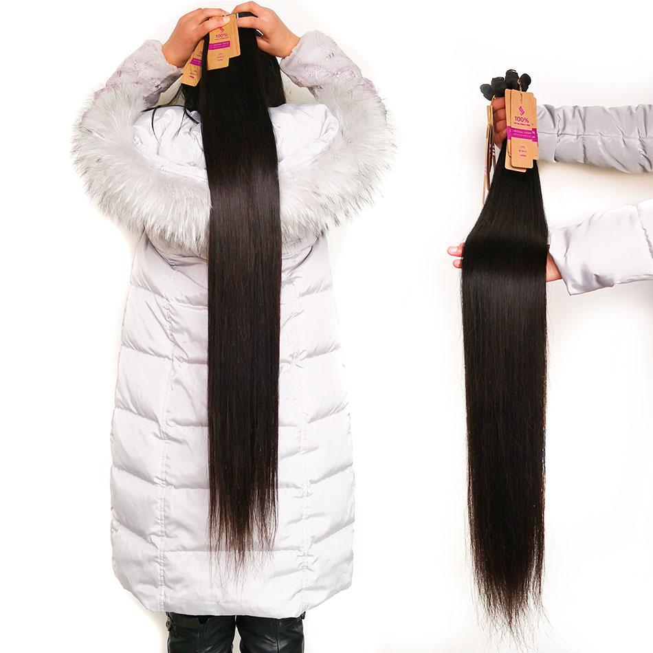Long Brazilian Straight Hair 30 32 34 36 38 40 Inch  d18b2403eb29