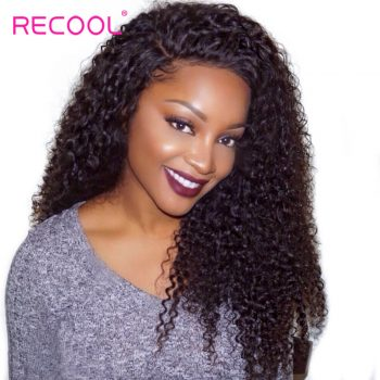 Recool Hair Brazilian Curly Hair Weave 10 Bundles 8A Brazilian Virgin Human Hair Bundles Jerry Curly