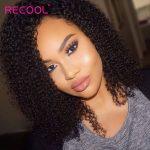 Peruvian Kinky Curly Hair 4 Bundles 10A Unprocessed Virgin