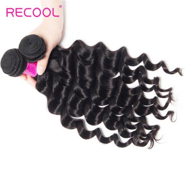 recool hair loose deep bundles 13