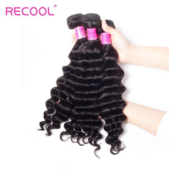 recool hair loose deep bundles 16