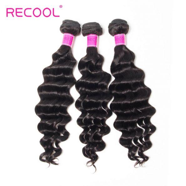 recool hair loose deep bundles 9