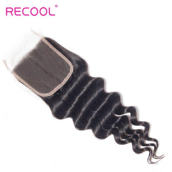 recool hair loose deep closure 11