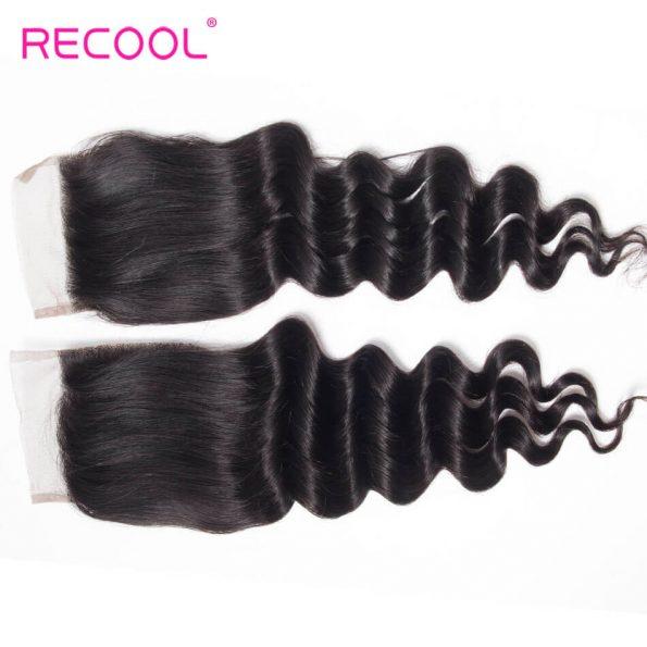 recool hair loose deep closure 7