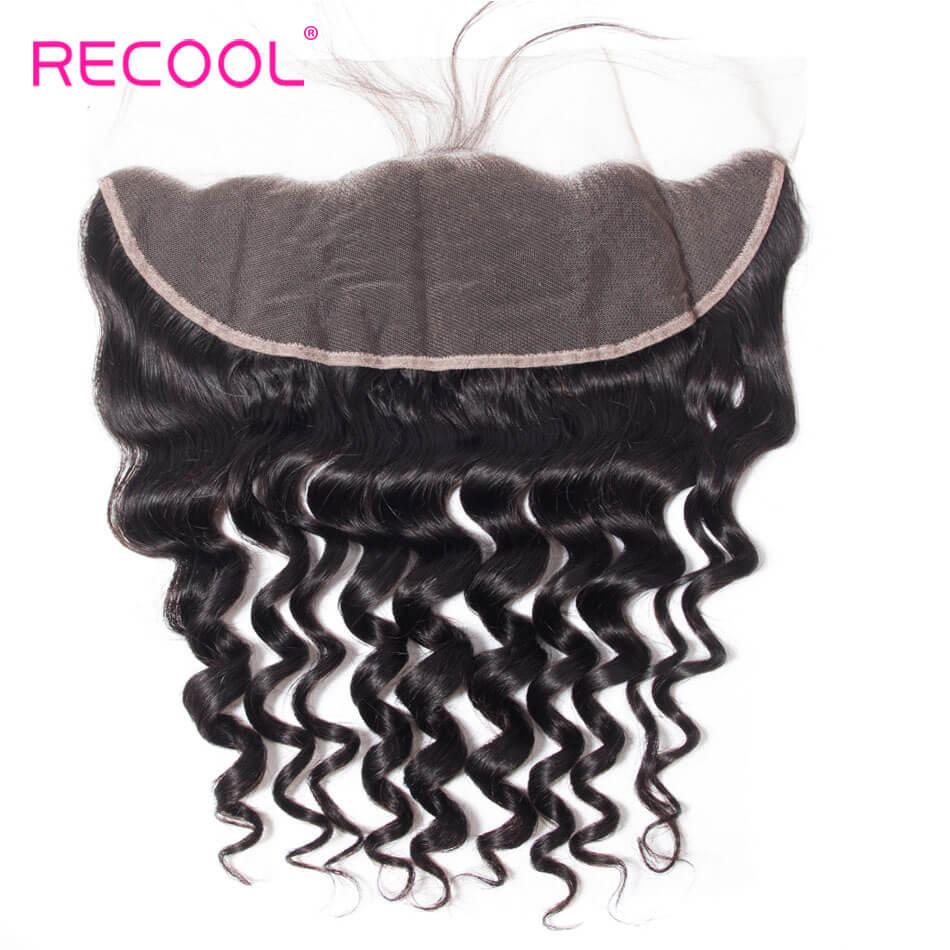 recool hair loose deep frontal 3