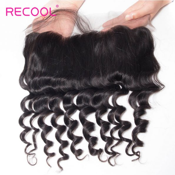 recool hair loose deep frontal 5