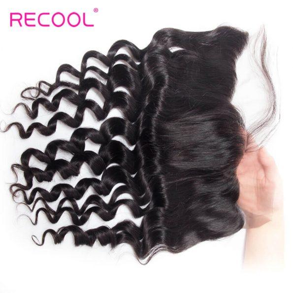 recool hair loose deep frontal 6