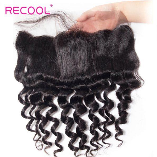 recool hair loose deep frontal 7