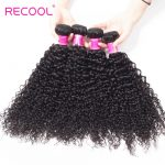 Brazilian 1 Bundles Curly Wave Human Hair Sale