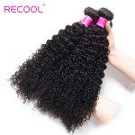 indian Curly Hair Weave 3 Bundles