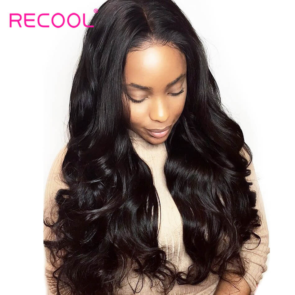 Recool hair body wave hair (1)