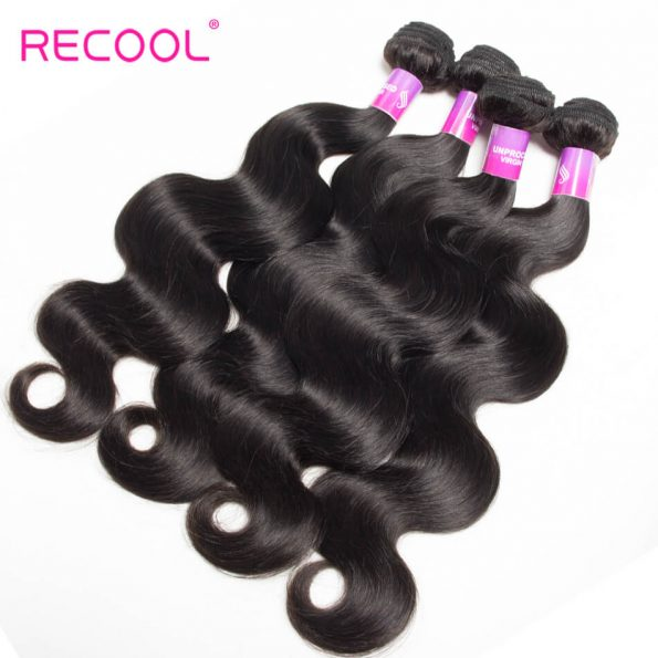 Recool hair body wave hair (15)