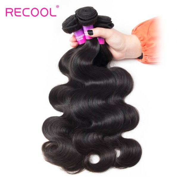 Recool hair body wave hair (16)