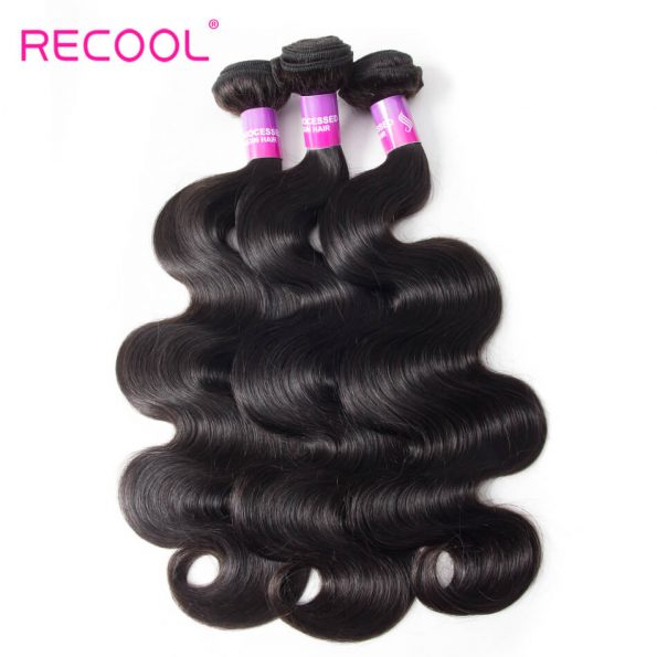 Recool hair body wave hair (17)